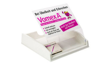 Double B. - Depot-Zahlteller - Vomex A -