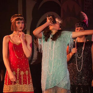 Thouroughly Modern Millie