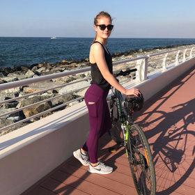 Long Distance Bike Riding