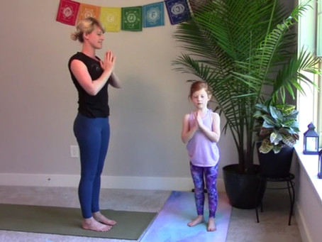 Outer Space Yoga With Bella Ballerina