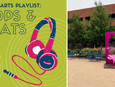 Park Arts Playlist: Bops & Beats