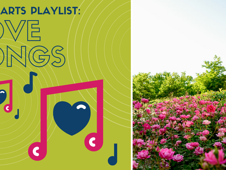 Park Arts Playlist: Love Songs