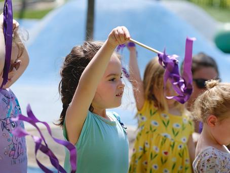 GDPI Kids' Klub: Storybook Yoga and Dance with Bella Ballerina