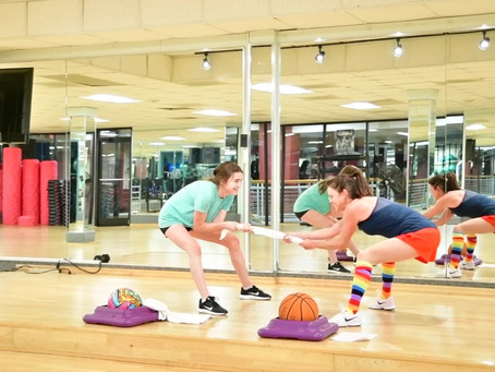 Recess With Club Fitness GSO
