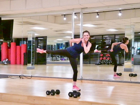 Mixed Level Sweat With Club Fitness GSO