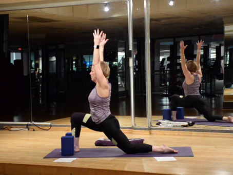 Lunar Sequence Yoga With Club Fitness GSO