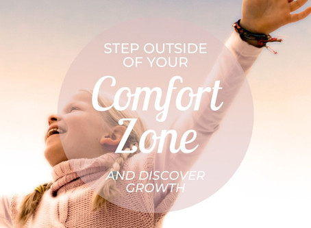 Step Outside Your Comfort Zone With Cheri Timmons