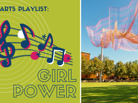 Park Arts Playlist: Girl Power