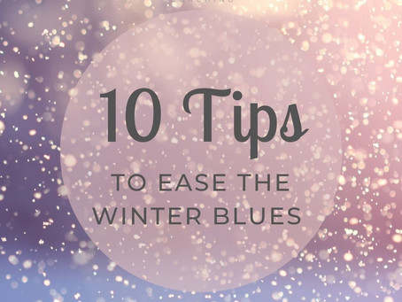 10 Tips To Ease The Winter Blues From Cheri Timmons