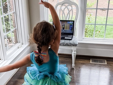 Storybook Dance with Moana, Ages 2-6