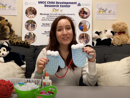 Crafts And Conversation: Winter Mittens With The DUCK Lab