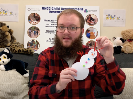Crafts And Conversation: Snowperson Ornament With The DUCK Lab