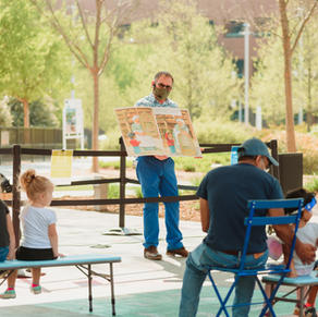 Storytime with the Greensboro Public Library