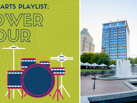 Park Arts Playlist: Power Hour
