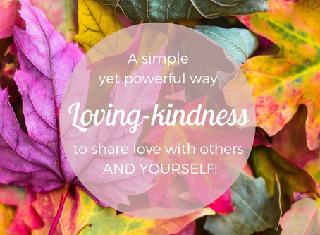 Express Loving-Kindness With Help From Cheri Timmons