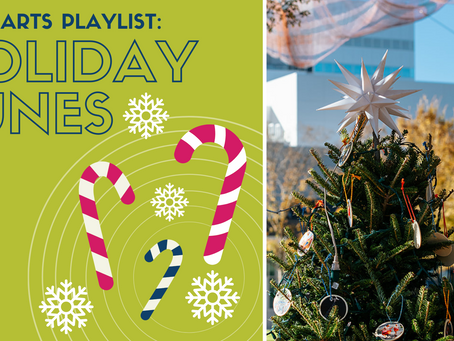 Park Arts Playlist: Holiday Tunes