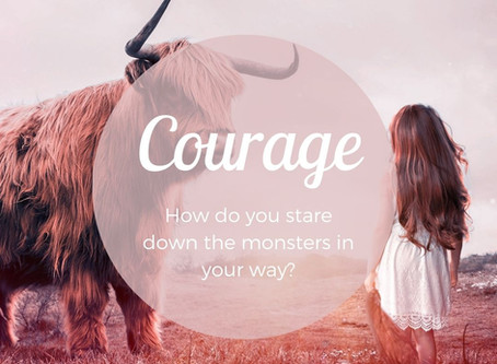 Find Courage  With Help From Cheri Timmons