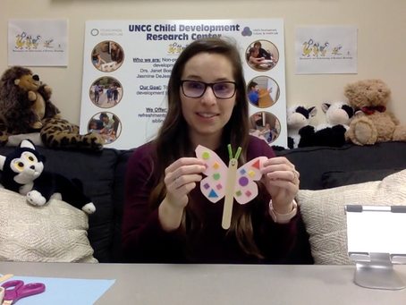 Crafts And Conversation: Butterfly Puppet With The DUCK Lab