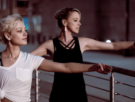 Get in Balance with Counterflow Barre