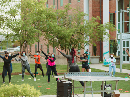 Bust a move with Dance project!