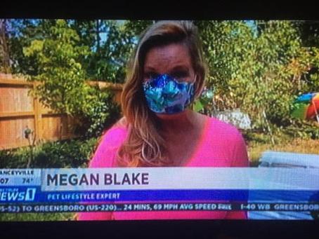 Spectrum News Visited Megan Blake & We Begin Now™ Dog Training!