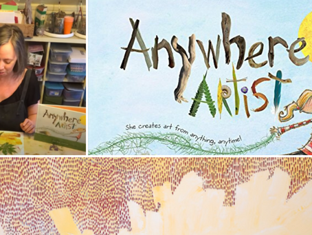 Become An 'Anywhere Artist' with Greenhill