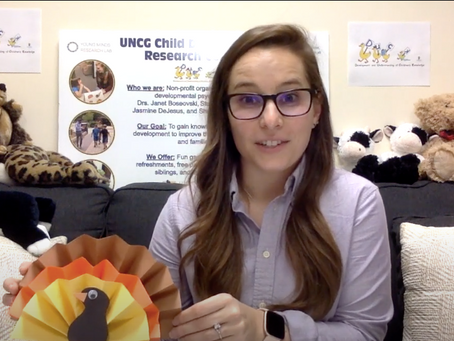 Crafts And Conversation: Turkey Paper Fan With The DUCK Lab