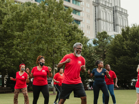 Be Smooth Urban Ballroom & Line Dance on the Center City Great Lawn