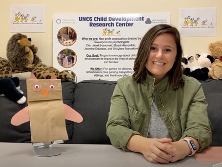 Crafts And Conversation: Paper Bag Owl Puppet With The DUCK Lab