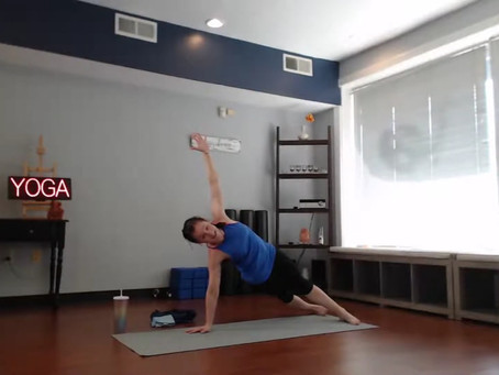 Core Day With GSO Downtown Yoga