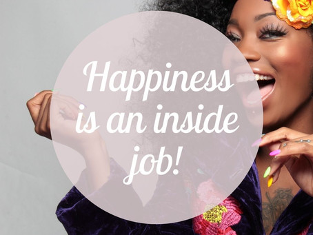 Happiness Is An Inside Job: Advice From Cheri Timmons