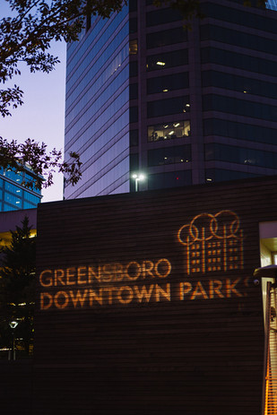 All in support of your downtown parks