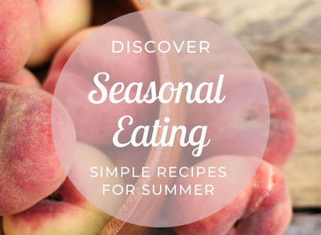 Discover Seasonal Eating With Cheri Timmons
