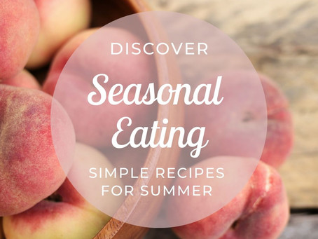 Discover Seasonal Eating With Cheri Timmons