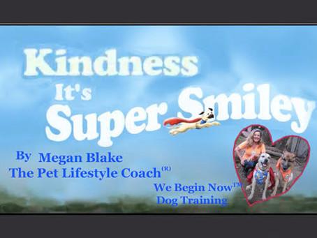 Megan Blake And Super Smiley's Animated Short Film