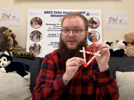 Crafts And Conversation: Reindeer Ornament With The DUCK Lab