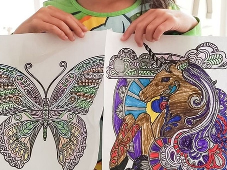 Coloring Contest? Yes, please!