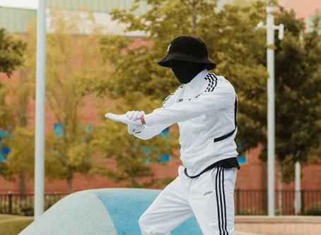 The BBoy Ballet, Street Dance & Contemporary Fusion, in the Children's Garden