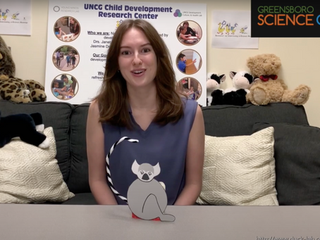 Crafts And Conversation: Lemur Craft With The DUCK Lab