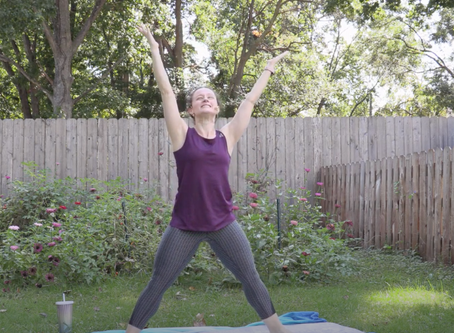 Mindful Nature Flow With GSO Downtown Yoga