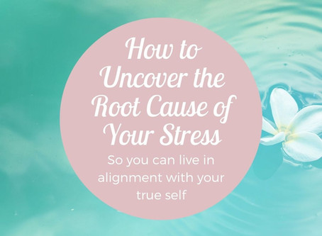 Uncover The Root Of Your Stress With Help From Cheri Timmons