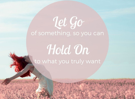 Learn To Let Go With Help From Cheri Timmons