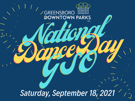 National Dance Day GSO 2021