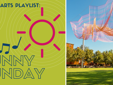 Park Arts Playlist: Sunny Sunday