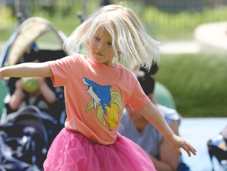 Princess and the Frog Storybook Dance & Yoga, Ages 2-6
