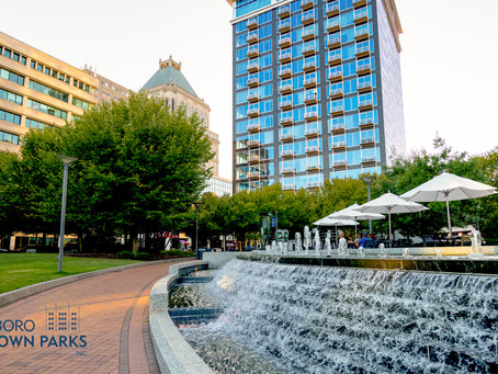 Bring The Downtown Parks to Your Next Zoom Meeting