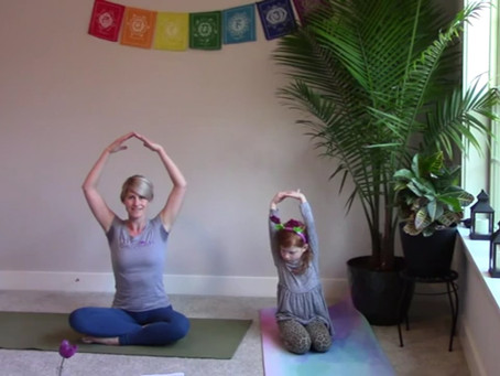 Sleeping Beauty Storybook Dance & Yoga, Ages 2-6