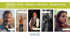 Food Truck Friday Grooves: October Lineup