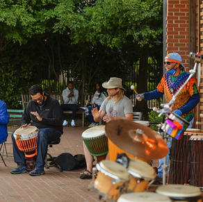 First Friday Drum Circle with Healing Earth Rhythms