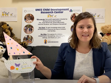 Crafts And Conversation: Paper Plate Sailboat With The DUCK Lab